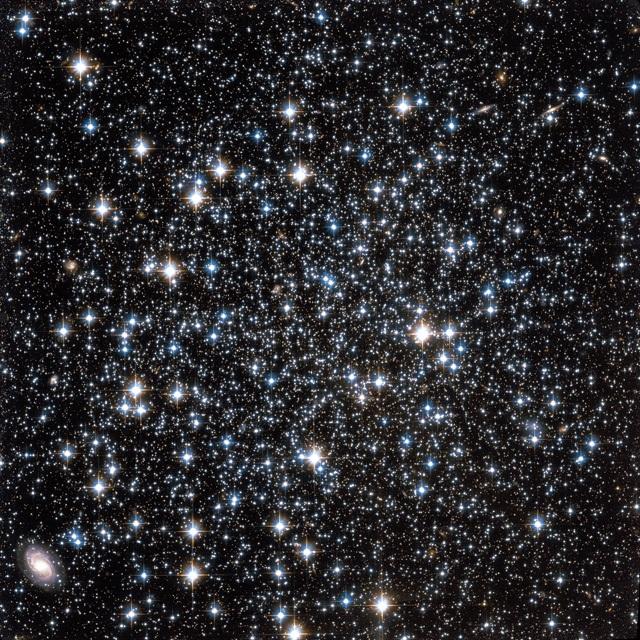 NGC 5466 в созвездии Волопас