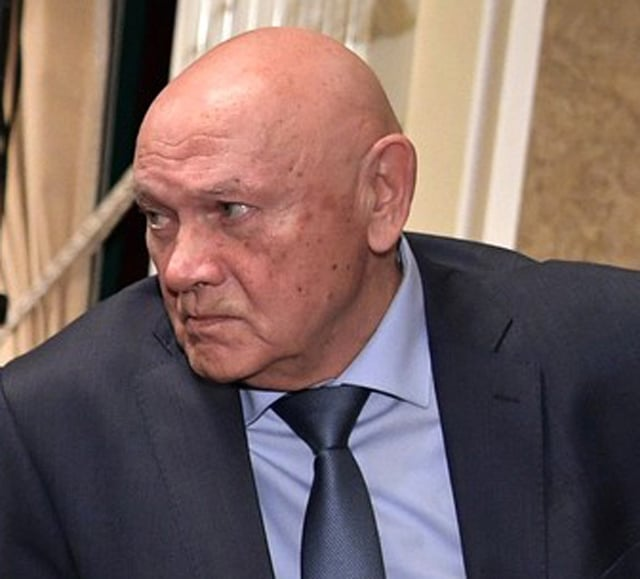 Космонавт Владимир Александрович Джанибеков