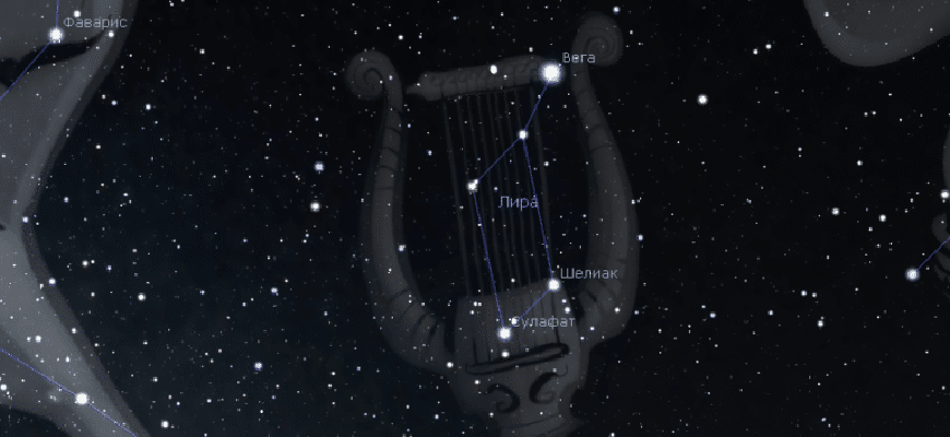Созвездие Змееносец
