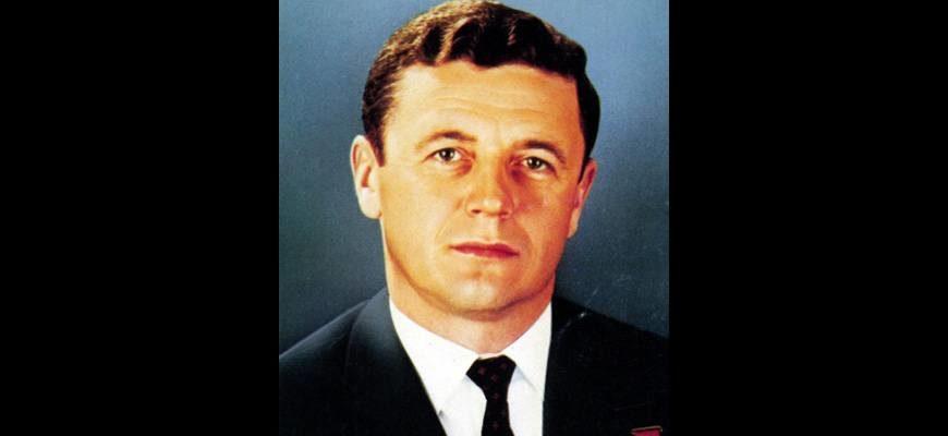 Космонавт Волков Владислав Николаевич