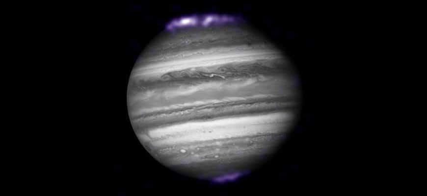 Размер Юпитера