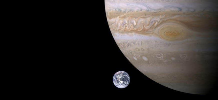 Масса Юпитера