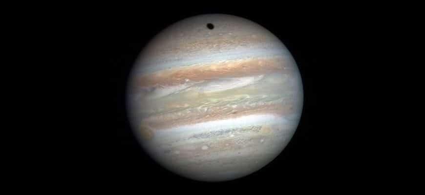 Год на Юпитере