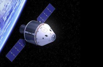 На какой высоте летают спутники