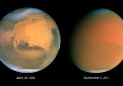 Год на Марсе