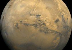 Цвет планеты Марс