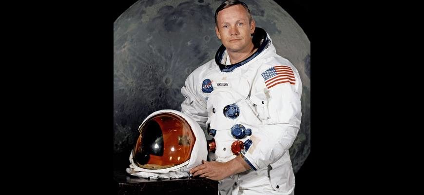 Астронавт Нил Олден Армстронг