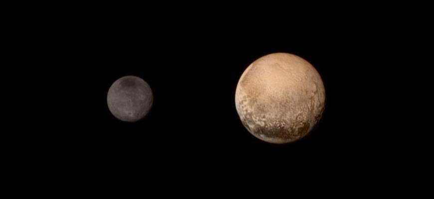 Спутники Плутона