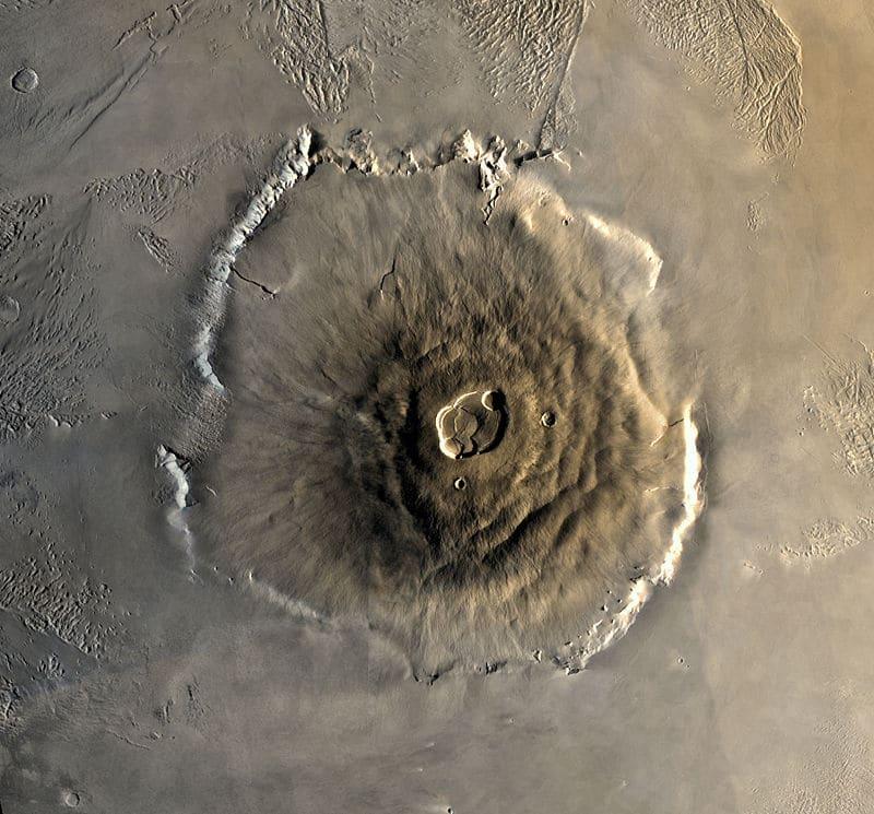 Олимп (Марс)