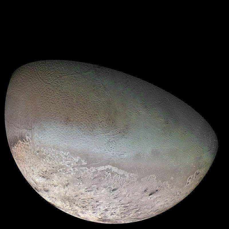 Тритон – спутник Нептуна