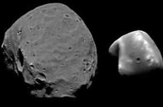 О спутниках Марса