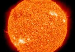Какая температура Солнца
