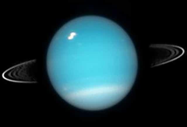 Температура Урана