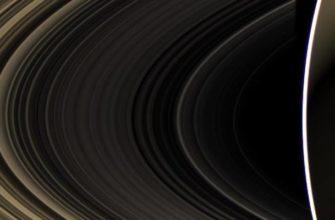 Плотность Сатурна