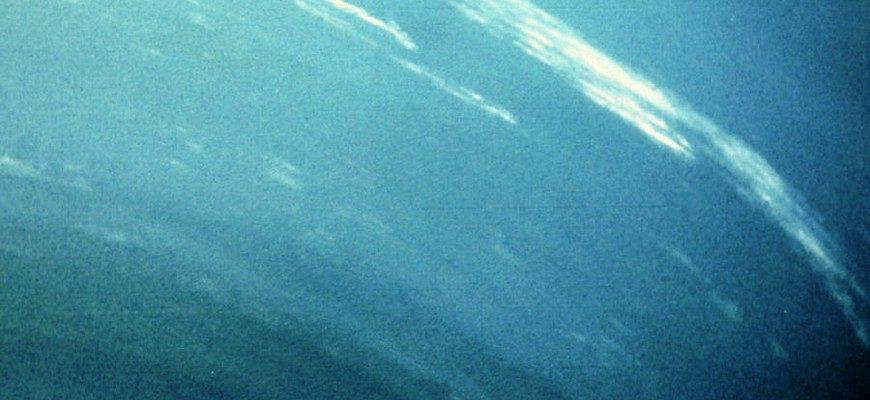 Какая температура на Нептуне