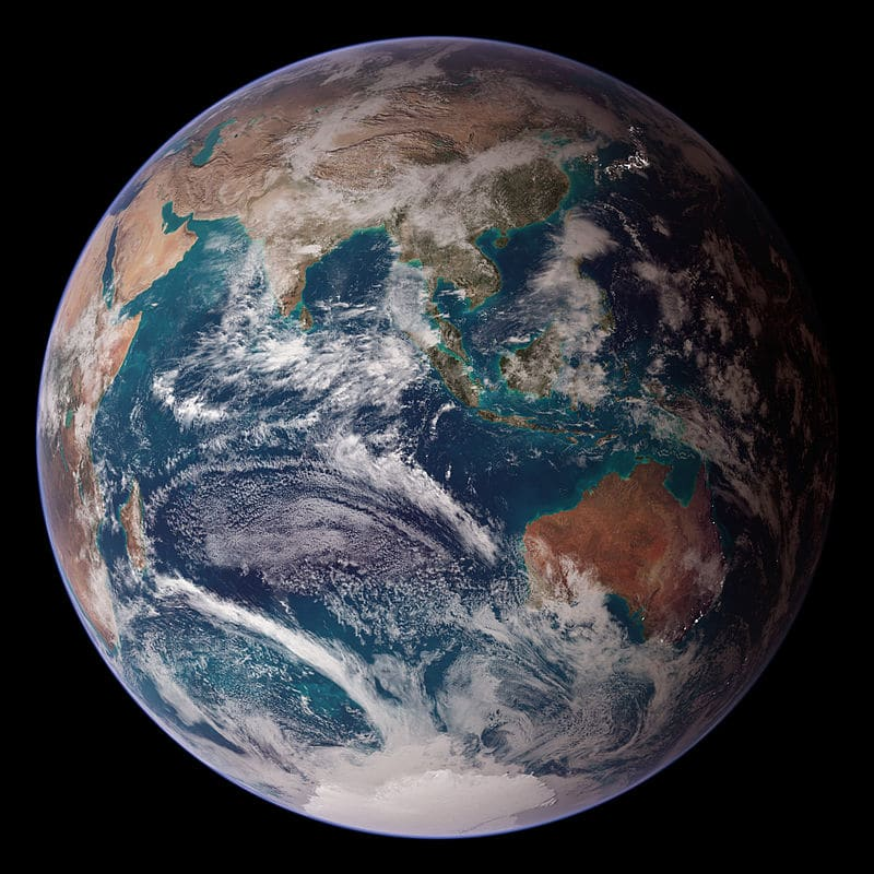 Какое расстояние до ядра Земли от поверхности?