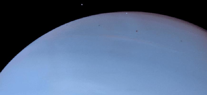 Размеры Нептуна