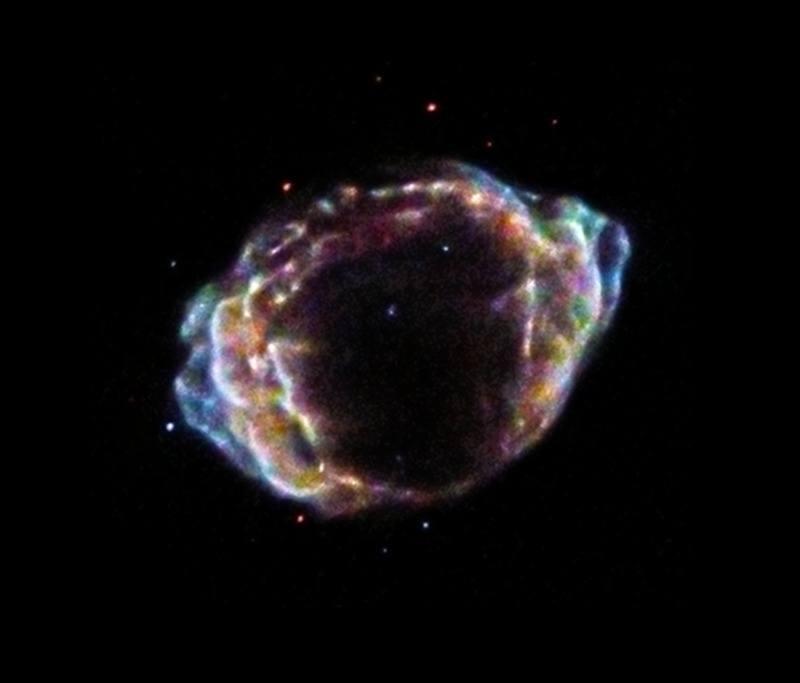 Сверхновая SN 1572