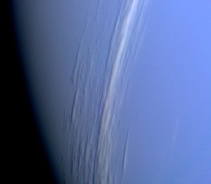 Масса Нептуна