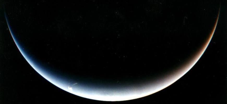 Погода на планете Нептун