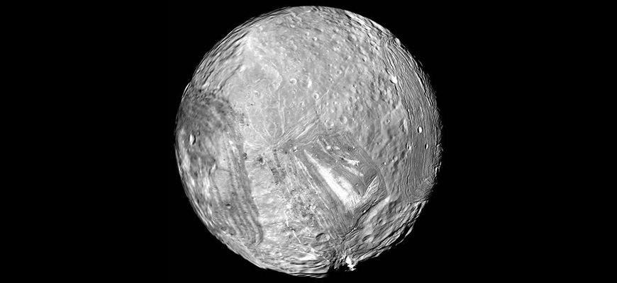 Миранда – спутник Урана