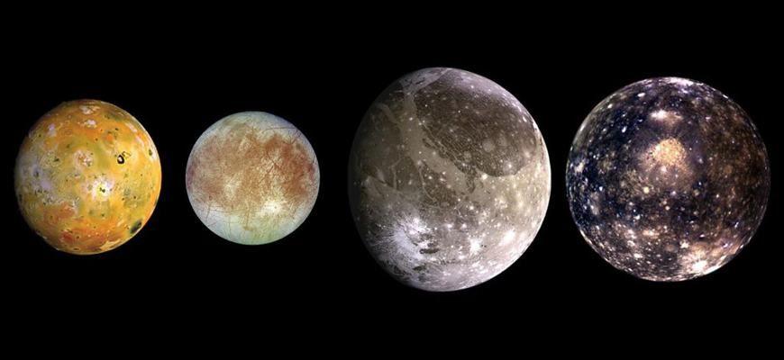Сколько спутников у Юпитера