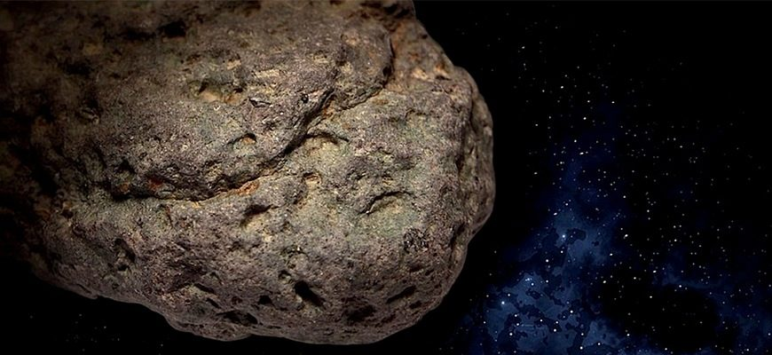 Ядро кометы