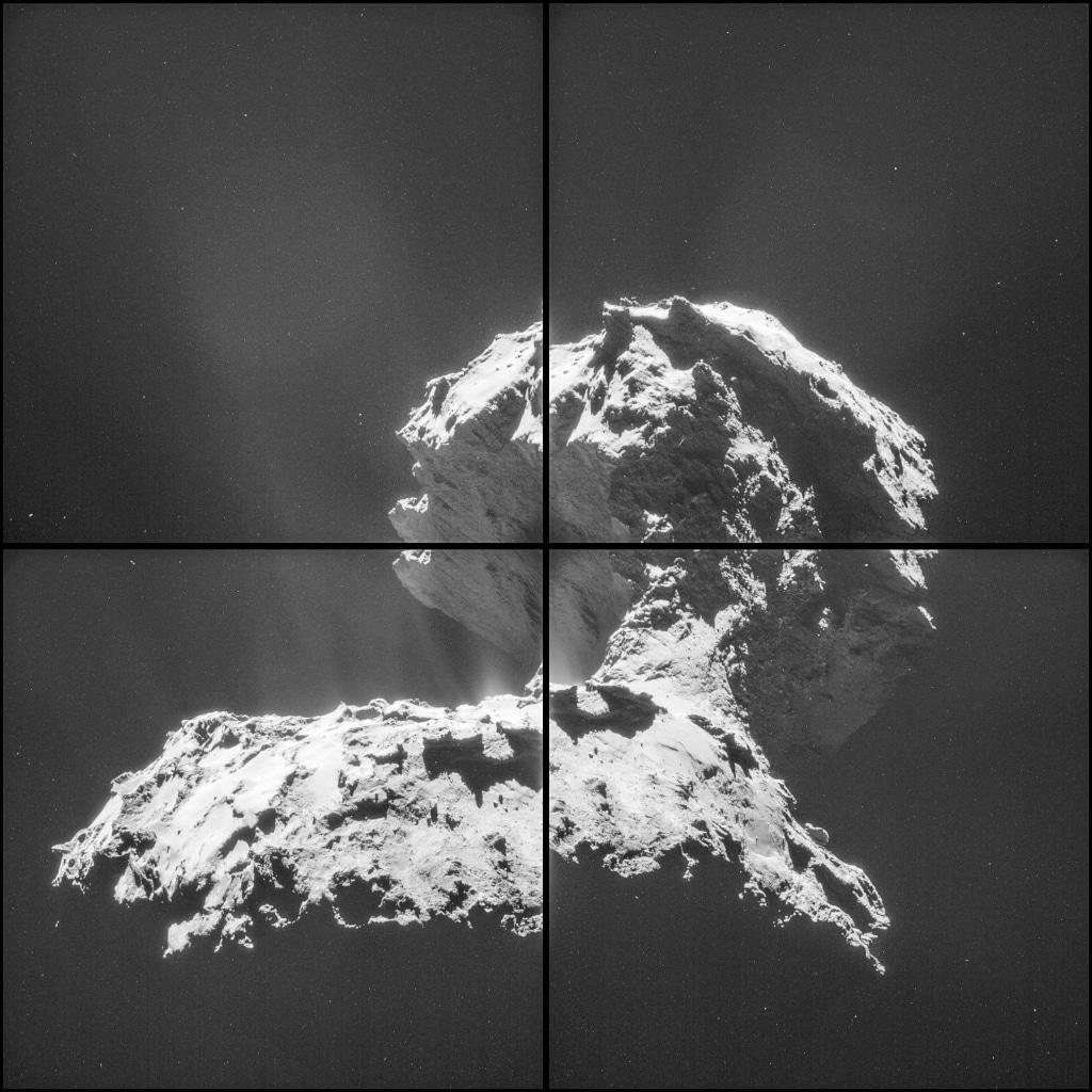 Комета Чюрюмова-Герасименко