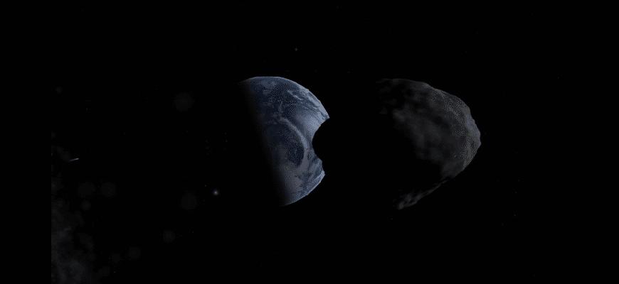 Околоземные астероиды