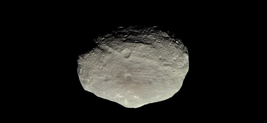 Особенности астероидов