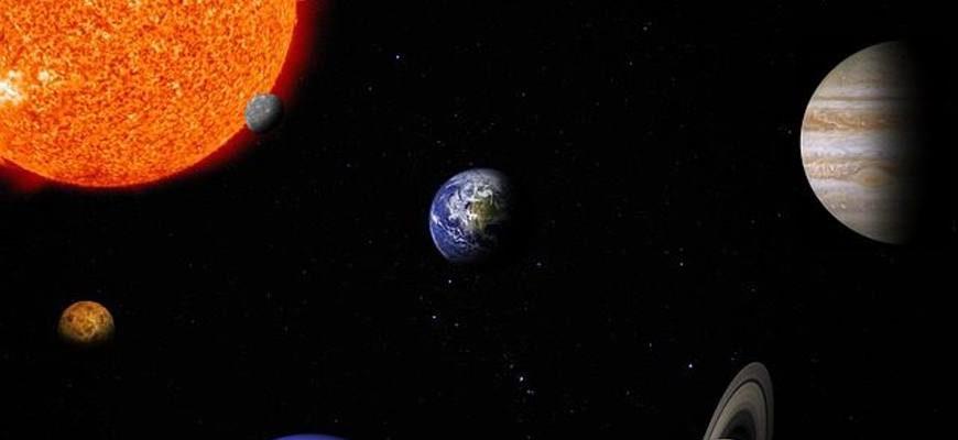 Размеры Солнечной системы