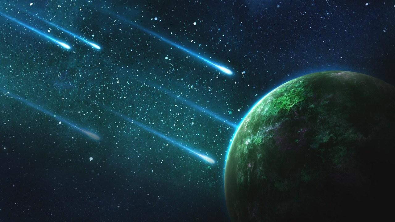 Астероид и метеорит разница