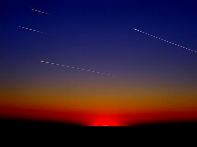 Современные способы космической защиты от метеоритов