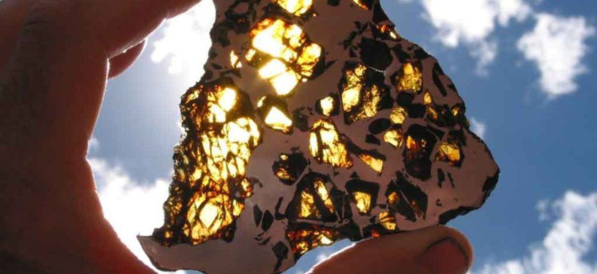 Метеорит Фукан