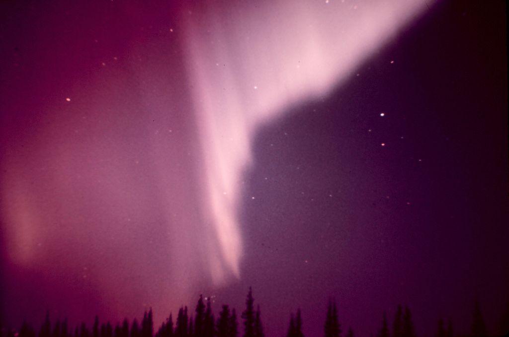 Северное сияние на Аляске.JPG Северное сияние на Аляске