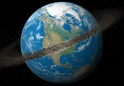 Что, если у Земли были бы кольца