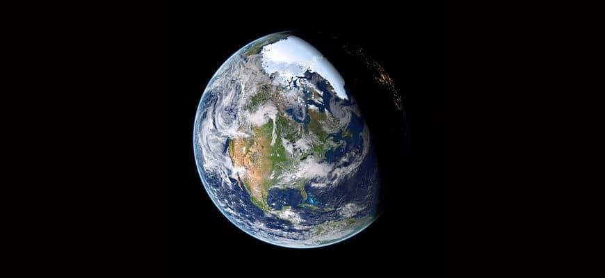 Почему мы не чувствуем вращения Земли