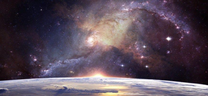 Почему Солнце светит днём, а звёзды ночью