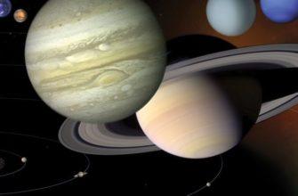 Масса планет Солнечной системы