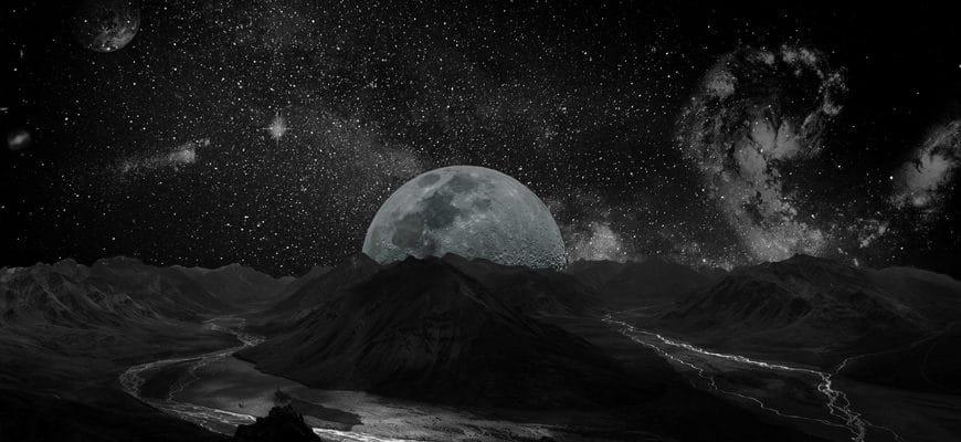 Самая чёрная планета
