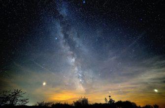 Как найти планеты на небе