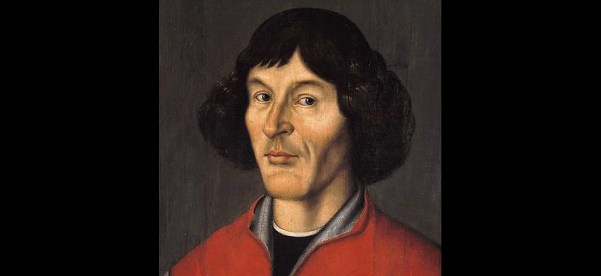 Учёный из Польши, Николай Коперник.