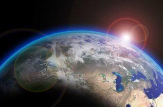 Скорость вращения Земли вокруг Солнца