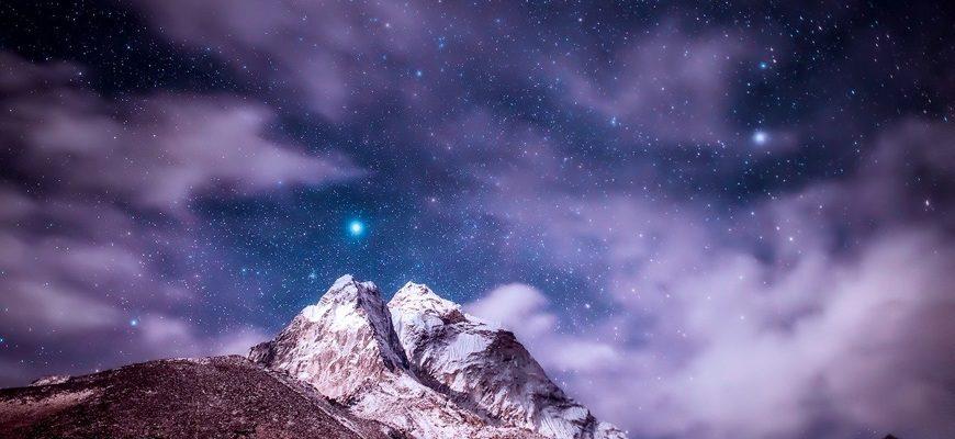 Светящаяся точка на ночном небе – звезда или планета?
