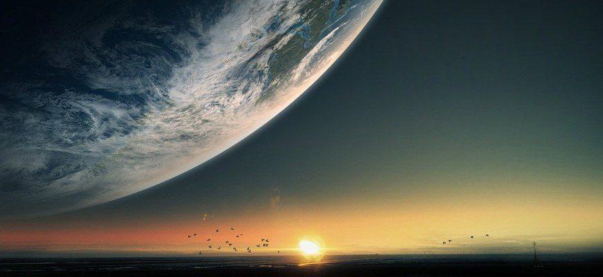 Почему Земля не падает на Солнце