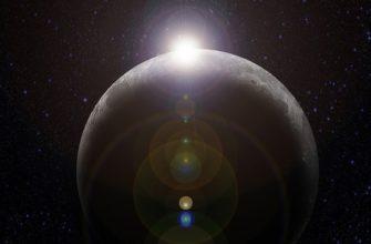 Расстояние планет от Солнца