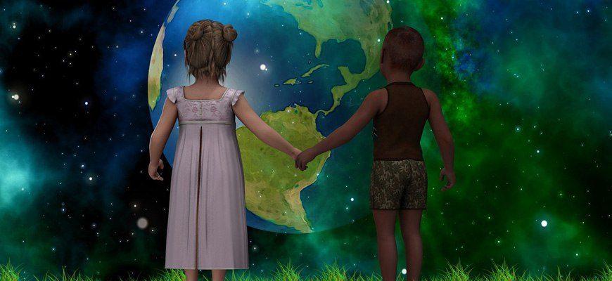 Про планеты для детей