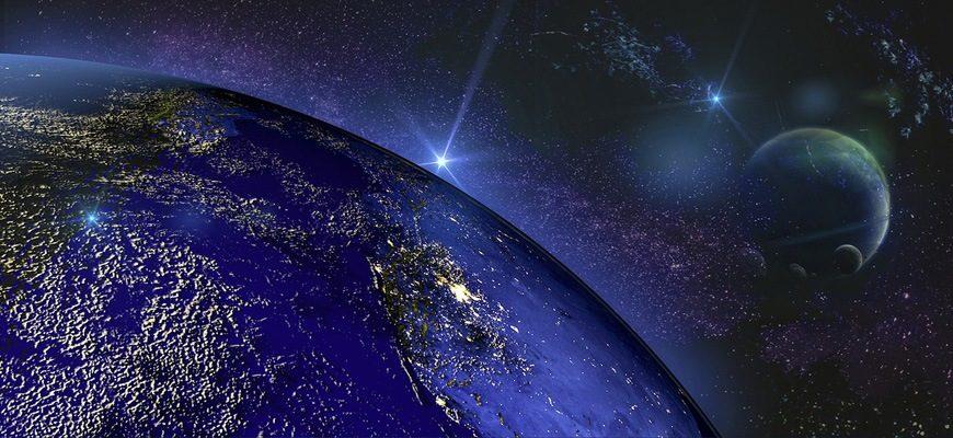 Почему Земля вращается вокруг Солнца
