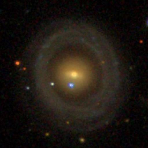 Галактика NGC 6028