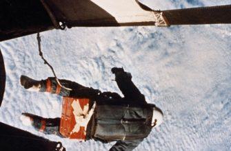 Можно ли прыгнуть из космоса с парашютом?